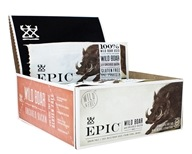 Epic - Wild Boar Bar With Uncured Bacon - 12 Bars