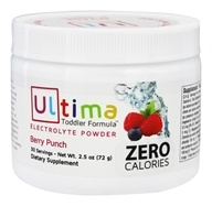 Ultima Health Products - Ultima Electrolyte Powder Toddler Formula Berry Punch - 2.5 oz.