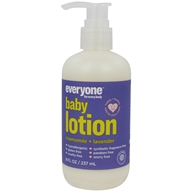 EO Products - Everyone Baby Lotion Calming Chamomile & Lavender - 8 oz.