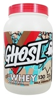 Ghost - 100% Whey Protein Milk Chocolate - 924 Grams