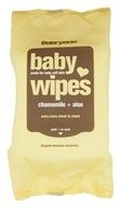 EO Products - Everyone Baby Wipes Chamomile & Aloe - 30 Towelette(s)