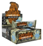 Grenade - Carb Killa Protein Bar White Chocolate Cookie - 12 Bars