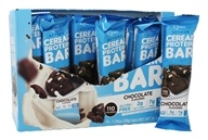 Quest Nutrition - Beyond Cereal Protein Bar Chocolate - 15 Bars