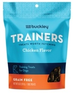 Buckley Pet - Trainers Dog Treats Chicken Flavor - 6 oz.