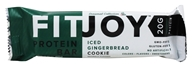 FitJoy Nutrition - Protein Bar Iced Gingerbread Cookie - 2.11 oz.