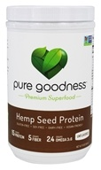 Pure Goodness - Hemp Seed Protein Unflavored - 16 oz.