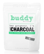 Buddy Scrub - Body Scrub Activated Charcoal - 7.05 oz.