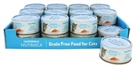 Catswell Nutrisca - Truly Flaked Cat Food Salmon Entree in Savory Broth - 24 Can(s)