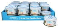 Catswell Nutrisca - Truly Shredded Cat Food Chicken and Tuna Entree in Savory Broth - 24 Can(s)