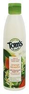Tom's of Maine - Natural Moisturizing Body Wash Orange Blossom - 12 oz.