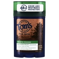 Tom's of Maine - Naturally Dry Antiperspirant Deodorant North Woods - 2.25 oz.