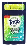 Tom's of Maine - Wicked Cool! Natural Deodorant for Boys Freestyle - 2.25 oz.