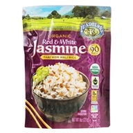 Lundberg - Organic Thai Hom Mali Rice Red & White Jasmine - 8 oz.