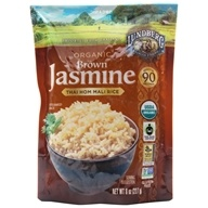 Lundberg - Organic Thai Hom Mali Rice Brown Jasmine - 8 oz.