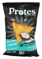 Protes - Protein Chips Toasted Coconut - 4 oz.