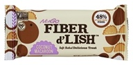 NuGo Nutrition - Fiber d-Lish Bar Coconut Macaroon - 1.6 oz.