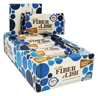 NuGo Nutrition - Fiber d'Lish Bar Blueberry Cobbler - 16 Bars