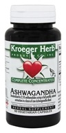 Ashwagandha Complete Concentrate - 60 Vegetarian Capsules