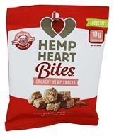 Manitoba Harvest - Hemp Heart Bites Cinnamon - 1.6 oz.
