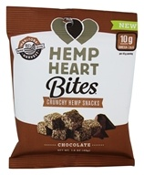 Manitoba Harvest - Hemp Heart Bites Chocolate - 1.6 oz.