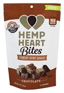 Manitoba Harvest - Hemp Heart Bites Chocolate - 4 oz.