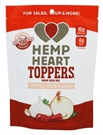 Manitoba Harvest - Hemp Heart Toppers Chipotle, Onion & Garlic - 4.4 oz.