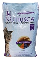 Catswell Nutrisca - Dry Cat Food Chicken - 13 lbs.