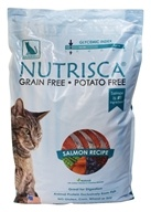 Catswell Nutrisca - Dry Cat Food Salmon Recipe - 13 lbs.