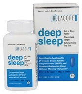 Carter Reed Company - Relacore Extra Deep Sleep - 90 Tablets