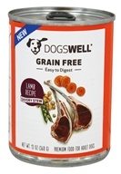 Dogswell - Canned Dog Food Lamb Recipe Savory Stew - 13 oz.