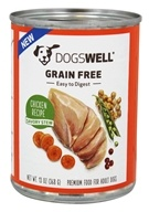 Dogswell - Canned Dog Food Chicken Recipe Savory Stew - 13 oz.