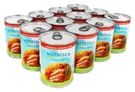 Dogswell Nutrisca - Canned Dog Food Chicken and Chickpea Stew - 12 Can(s)