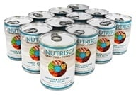 Dogswell Nutrisca - Canned Dog Food Salmon and Chickpea Stew - 12 Can(s)