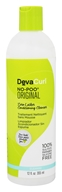 DevaCurl - No-Poo Original Cleanser - 12 oz.
