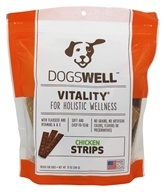 Dogswell - Vitality Chicken Strips - 12 oz.