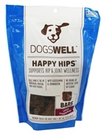 Dogswell - Happy Hips Bars Dog Treats Lamb and Veggies - 15 oz.