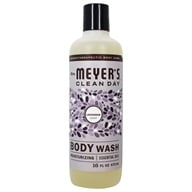 Mrs. Meyer's - Clean Day Body Wash Lavender - 16 oz.