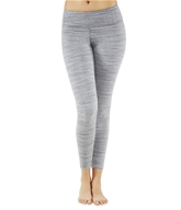Manduka - Essential Legging Dark Grey Heather - Medium