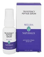 Mellisa B Naturally - Tri Potency Peptide Serum - 1 oz.