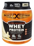 Body Fortress - Super Advanced Whey Protein Vanilla - 2 lbs.