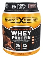 Body Fortress - Super Advanced Whey Protein Chocolate - 2 lbs.