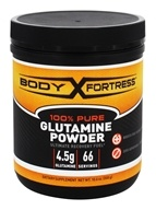 Body Fortress - 100% Pure Glutamine Powder - 10.6 oz.