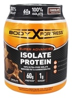 Body Fortress - Super Advanced Isolate Protein Chocolate - 1.5 lb.