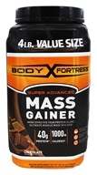 Body Fortress - Super Advanced Mass Gainer Chocolate - 4 lbs.