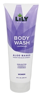 Lily Of The Desert - Aloe-Based Body Wash Lavender - 8 oz.
