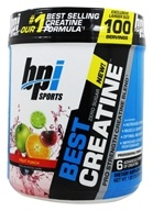 BPI Sports - Best Creatine Pro Strength Creatine Blend Fruit Punch - 1.32 lbs.