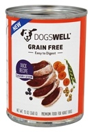 Dogswell - Canned Dog Food Duck Recipe Savory Stew - 13 oz.