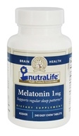 Nutralife - Melatonin 1 mg. - 240 Tablets