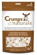 Crump Naturals - Chicken Morsels Dog Treats - 2.3 oz.