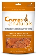 Crump Naturals - Sweet Potato Chews Dog Treats - 5.6 oz.